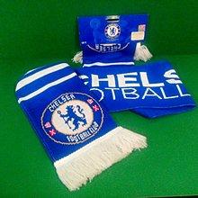 英超 車路士 圍巾 English Premier League Soccer Club Chelsea Neck