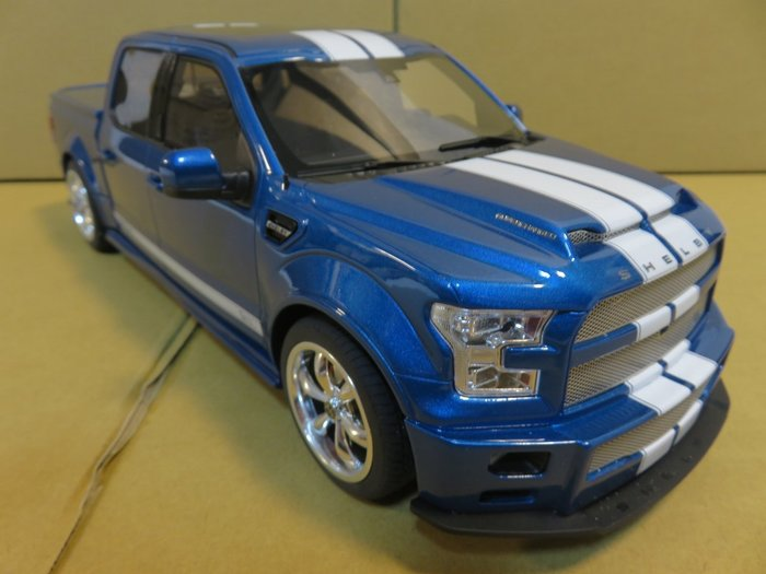 =Mr. MONK= GT SPIRIT Ford Shelby F150 Super Snake