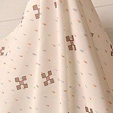拼接布 布料 手工藝不織布 十字小方格點點肌理雪紡布料 防曬衫漢服裝襯衫連衣裙制衣服面料