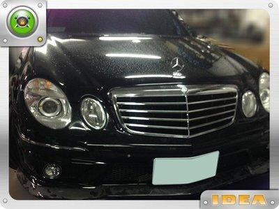 泰山美研社D3271 Benz 朋馳 W211 前保桿 保險桿