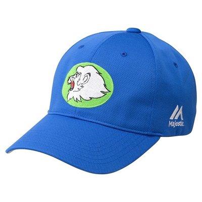 日本職棒 西武隊 2004 球帽 (Majestic) 松坂大輔時代