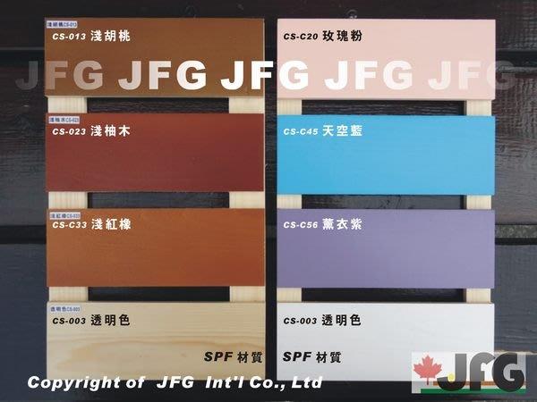 【JFG 木材】鄉村風多彩面漆C45/送刷子】~ 天空藍 ~ 木板 拼板 裝潢 夾板 南方松 檜木 蜂箱 木工