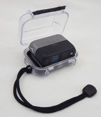 三防!! ※台北快貨※美國原裝 DxO One Waterproof Case 防水 防潮 防塵 抗摔 保護盒
