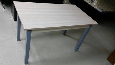 新竹二手家具收購來來-4尺 餐桌 會議桌 洽談桌 工作桌 全新 竹北 二手傢俱收購 實木 茶几 沙發 衣櫥 二手電器買賣
