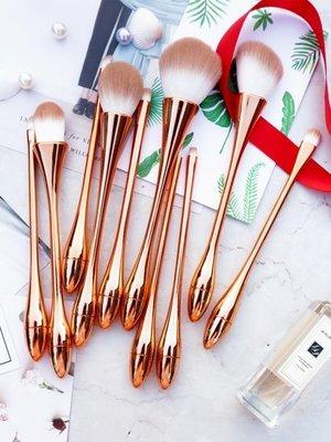 【蘑菇小隊】小蠻腰化妝刷子套裝全套ins彩妝工具少女心初級初學修容陰影高光-MG32182