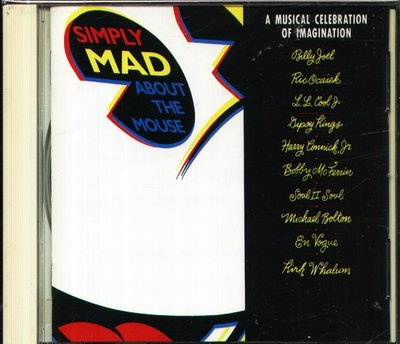 K - Simply Mad About The Mouse - 日版 Bobby McFerrin Soul II