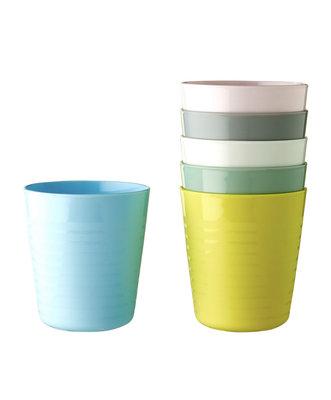 Ikea IKEA 兒童餐具 杯 另有 碗 湯匙 叉子 刀子 盤子 馬卡龍色 安全 無毒 學習餐具 彰化縣