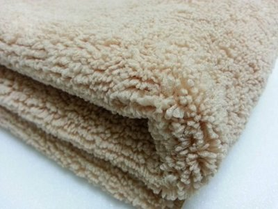 愛車美*~Microfiber Buffing Towels 30*60超細纖維長毛厚款擦拭布 下蠟布