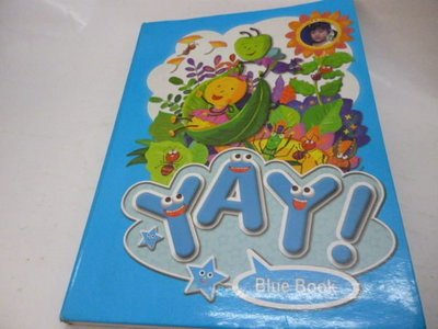 買滿500免運&-『童書』-【 YAY! Red.Green.Orange.Blue. Book 】佳音藍色