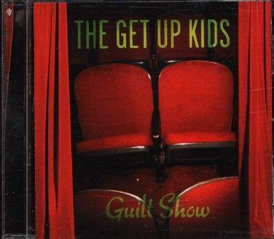 八八 - Get Up Kids - Guilt Show - 日版 CD+1BONUS