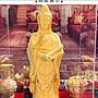 {黃金珠寶}1007南海觀音黃金擺件禮品 生日/結婚/祝壽廟會/彌月禮 表面999純金$18000