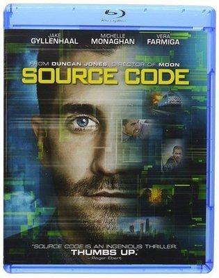 BD 全新美版【啟動原始碼】【Source Code】Blu-ray 藍光 傑克葛倫霍
