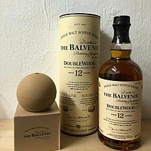 The Balvenie 12 Years Double Wood Single Malt Whisky百富DoubleWood 12 年單一純麥威士忌