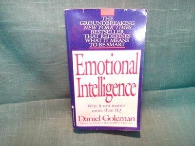 【愛悅二手書坊 18-28】Emotional Intelligence