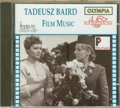 """[原聲帶-Pol]- """"Film Music of Tadeusz Baird-Vol.1""""-英版(06)"""
