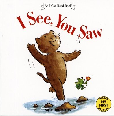 *小貝比的家*ICR: I SEE, YOU SAW 1ST  /單CD/3~6歲