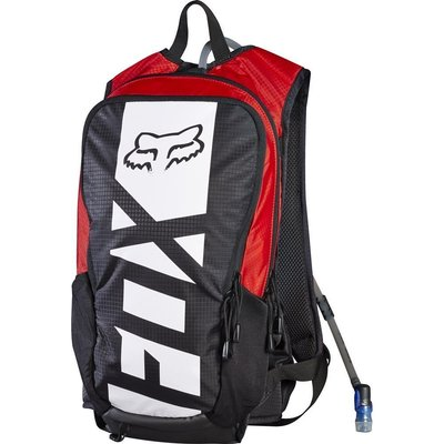 FOX RACING 2017 10L SMALL CAMBER RACE BAG - RED