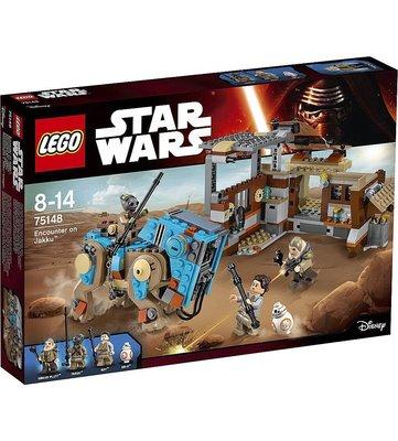 樂高 LEGO 75148 星際大戰系列 賈庫星的相遇