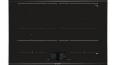 【喬伊絲廚電美學】德國BOSCH-8系列-Flex感應爐PXY875KW1E☆彈性烹調區☆17段強度設定☆兒童安全鎖