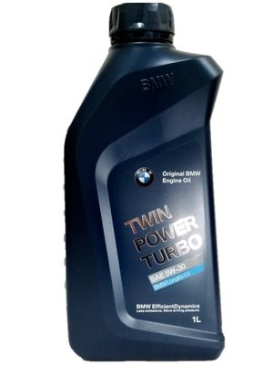 【油樂網】BMW Twinpower Turbo Longlife-04 5w30