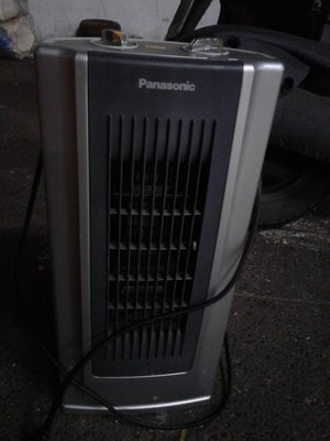 Panasonic 直立式電暖器 699起標價請洽談0935591010或lineID 0935591