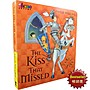 [邦森外文書] The Kiss that Missed 『追追追!晚安吻』 暢銷厚頁書 國外民間閱讀團體的一致推薦!
