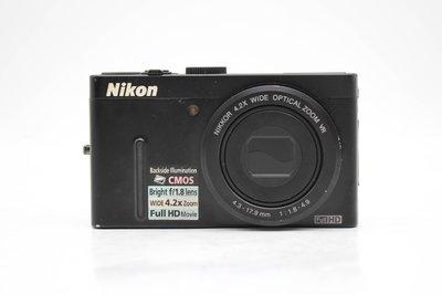 【高雄青蘋果3C】NIKON COOLPIX P300 f/1.8 大光圈 1080p 1200 萬像素 #46748