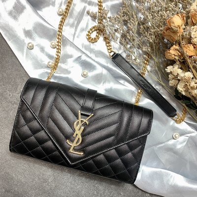 Saint Laurent Envelope 鍊條包