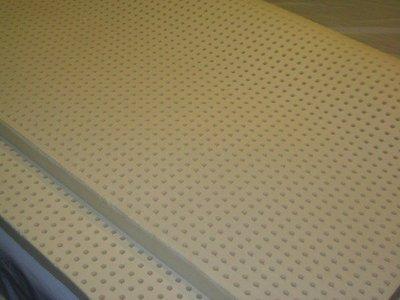 免 .工廠直營~~10年 ~. 100%百分百天然乳膠墊.乳膠床墊.單人乳膠墊 贈緹花保護布套.可攜式收納提袋
