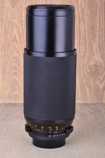 【台中品光攝影】CONTAX Vario-Sonnar T* 70-210mm F3.5 AEG #35840J