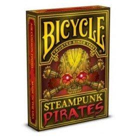 【USPCC撲克】Steampunk Pirates Bicycle Cards 撲克牌