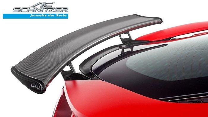 【樂駒】AC Schnitzer BMW i8 Carbon 碳纖維 尾翼 立式 後擾流 空力 外觀 改裝 套件 精品