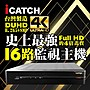 全方位科技- 可取16路DUHD 800萬4K 8MP監視器...