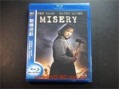[藍光BD] - 戰慄遊戲 Misery ( 得利公司貨 )