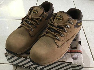 現貨 Road-mast 鋼頭鞋 真皮 卡其色 US11 同CAT代工廠