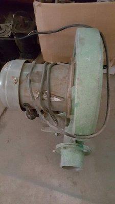 [多元化風扇風鼓]中古透浦式風鼓機 200W 110-220V