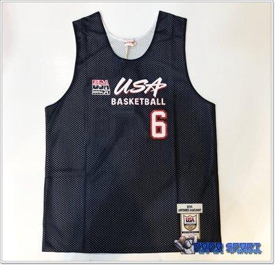 ╭*dodo_sport*╯1996 Dream Team USA 雙面練習球衣 Anfernee Hardaway