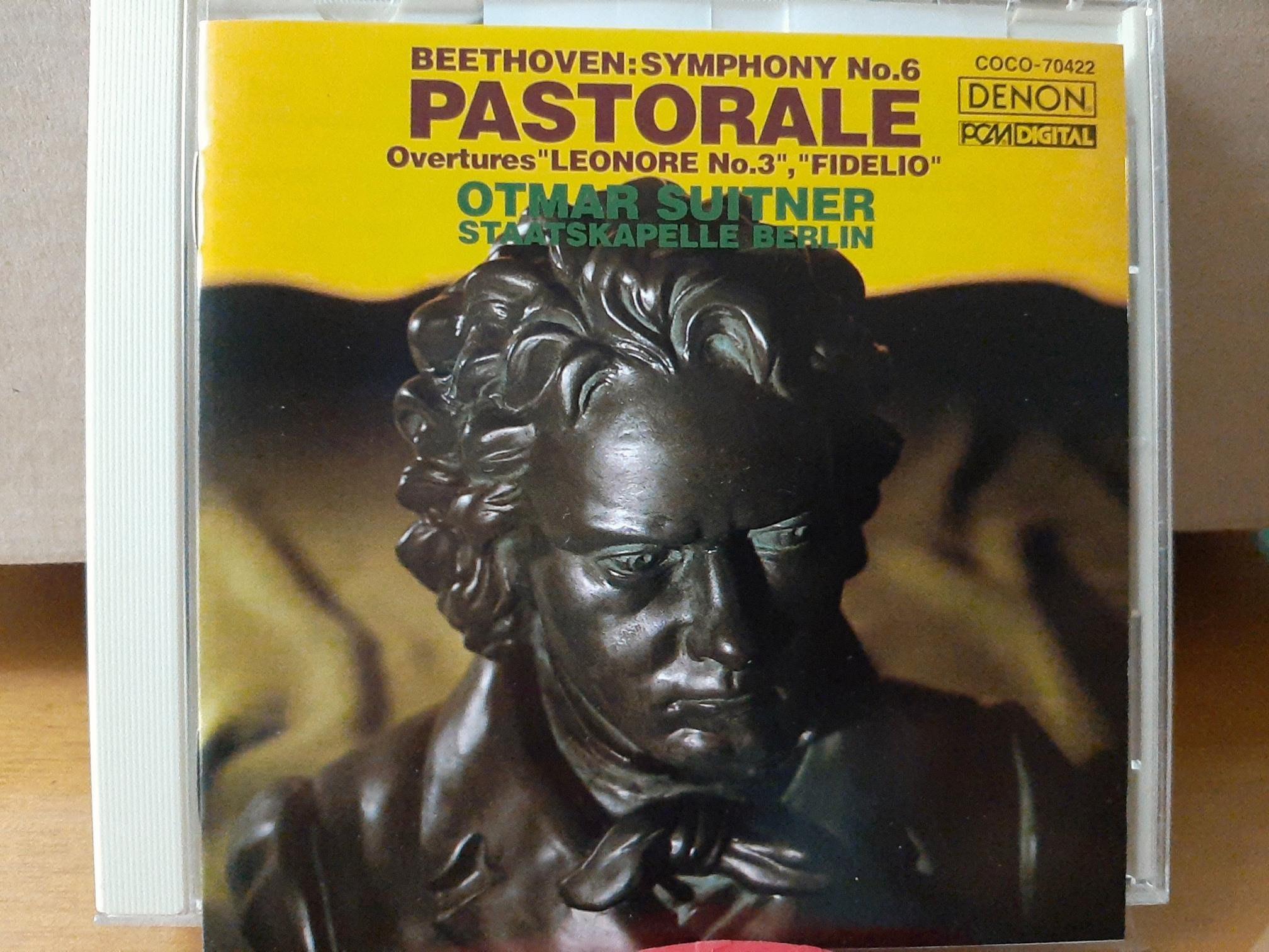 Suitner,Beethoven-Sym No.6Pastorale,舒特納指揮柏林國家歌劇院樂團,演繹貝多芬-第6號田園交響曲,序曲等。