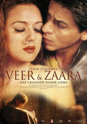 【藍光電影】愛無國界 Veer-Zaara 2004 印度 111-092
