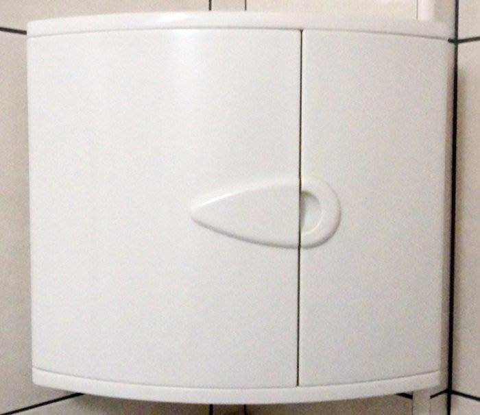 [宅大網] 5101AA LH-5101角落置物桶 浴室專用三角形直角角落架 置物櫃 收納櫃可連接~生活用品~特賣中
