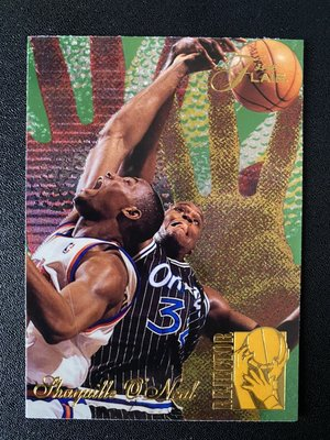 Shaquille O'Neal 1994-95 Flair Rejector #5