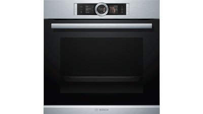 博西BOSCH8系列60公分嵌入式蒸烤爐HSG636BS1