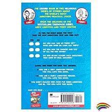 英文原版 Just Annoying 只是太吵了  Treehouse樹屋系列同作者Andy Griffiths 兒童搞笑幽默章節故事書7-10歲