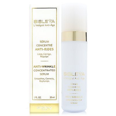 SISLEY  ANTI-WRINKLE CONCENTRATED SERUM 抗皺活膚御緻抗皺精華 30ML(法國進口