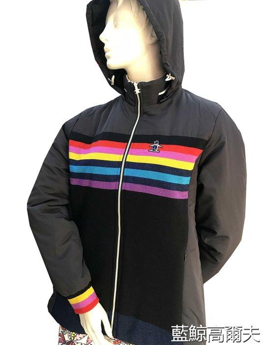 藍鯨高爾夫 Munsingwear企鵝女士外套(黑)#MLIL6602