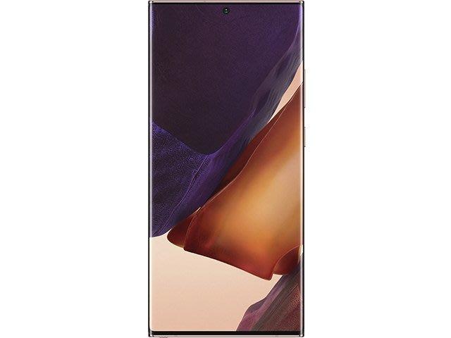 (台中手機GO) 三星SAMSUNG Galaxy Note 20 Ultra 256G (無卡分期)門號續約可攜