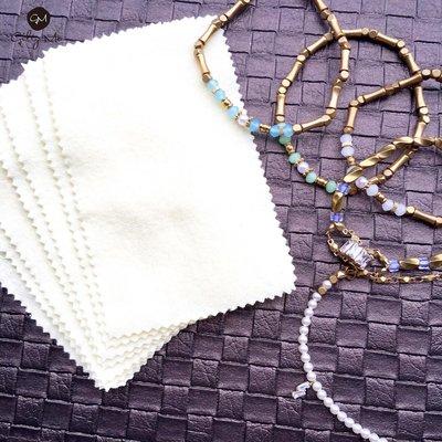 Gilty Me 手作飾品 ☆ 拭銅布 ☆ Handmade Jewelry