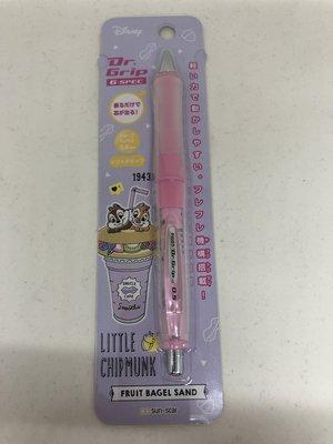 日本製 PILOT百樂 PlayBorder Dr.grip 健握筆 奇奇蒂蒂 限定版 搖搖自動鉛筆