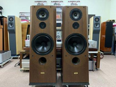 桃園-音響驛站- 英國 Spendor SP 9/1 (G1000) 喇叭(歡迎器材交換、買賣估價)