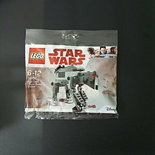 Star Wars Lego 30497 First Order Heavy Assault Walker (可與 75252 71044 10267 共融)